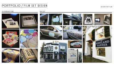 Design For Film